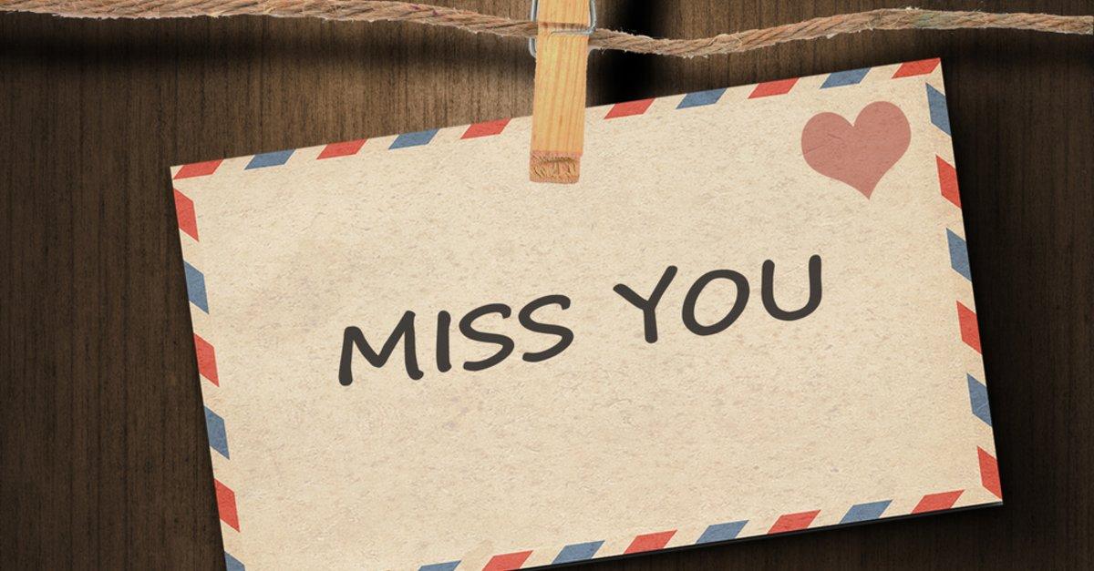 sprüche: vermissen – die besten sätze für whatsapp, facebook und