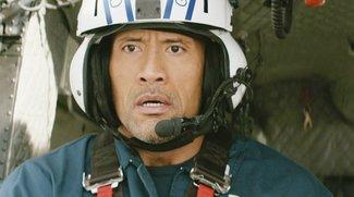 Dwayne The Rock Johnson kämpft gegen Monster in Rampage-Verfilmung