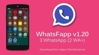 """WhatsFapp: WhatsApp Plus ist """"zurück"""" – Nutzung mehrerer Accounts möglich"""