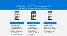 Windows 10 mit Handy verbinden – so geht's