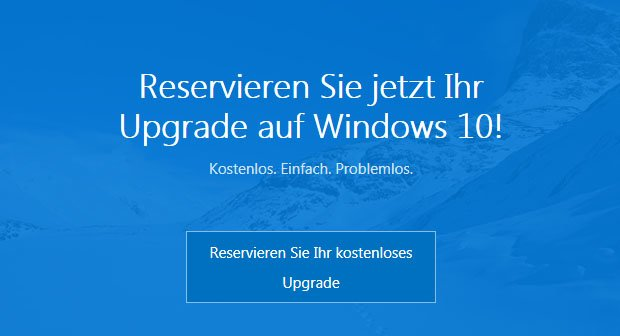 Windows 10 reservieren und herunterladen – So geht's