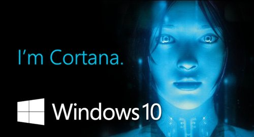 Cortana ist die digitale Sprachassistentin unter Windows 10. (Bildquelle: <a title=