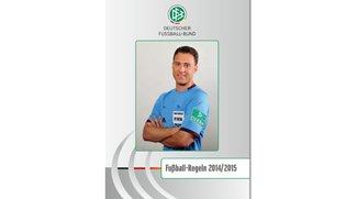 DFB Fußball-Regeln 2014/2015