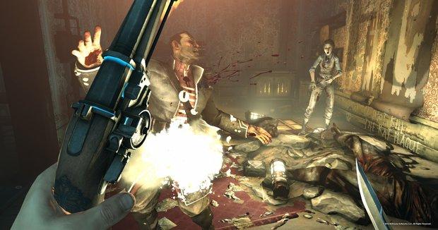 Dishonored 2: Neue Infos zu KI, Grafik und Schwierigkeitsgrad