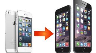 iPhone wechseln: Daten auf neues Gerät übertragen, so geht's