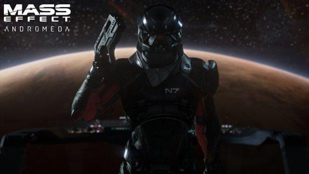 Mass Effect Andromeda: Die Waffen des Rollenspiels im Video