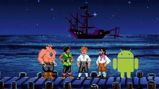 Monkey Island auf Android spielen: So kommt Guybrush auf's Galaxy, HTC und Co.