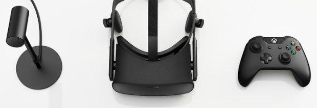 Oculus Rift: Kommt mit Xbox One-Controller & Streaming der Xbox One-Spiele