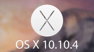 OS X 10.10.4 verfügbar – Neuerungen im Überblick
