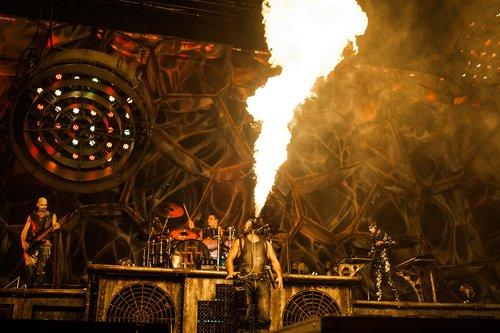Neues Album von Rammstein: Video veröffentlicht - Live in Amerika (2015)