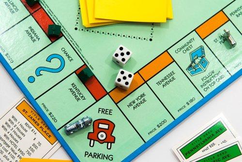 Monopoly: Startgeld – die Aufteilung zum Spielbeginn