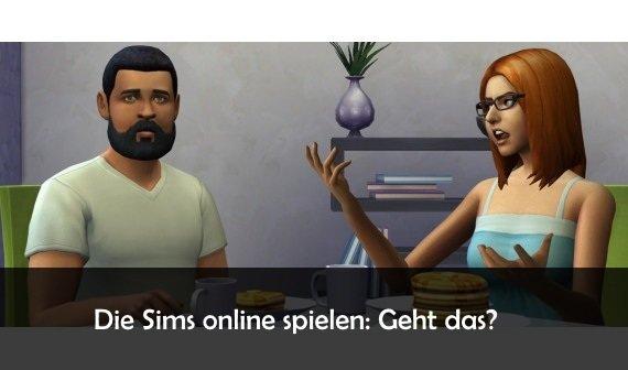 Die Sims online spielen – geht das?