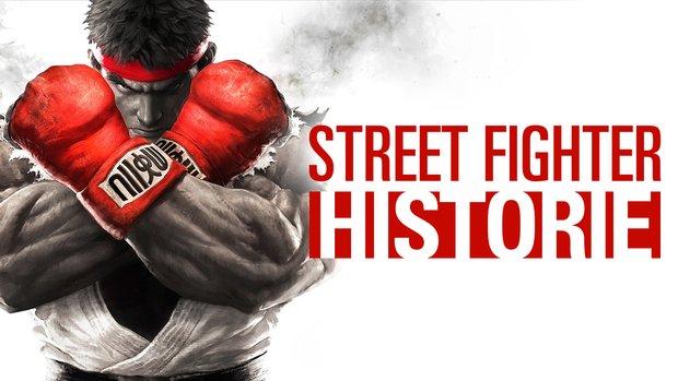NostalGIGA: Die Historie von Street Fighter