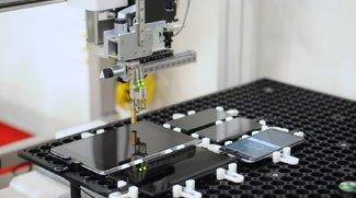 Android und Chrome OS: Google will Touchscreen-Latenzen mit Roboter-Hilfe verringern