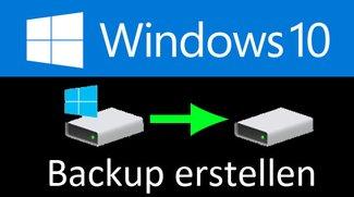 Windows 10: Backup-Image erstellen und wiederherstellen – So geht's