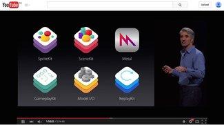 WWDC-2015-Keynote jetzt auch in voller Länge bei YouTube