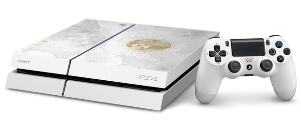 Destiny - König der Besessenen: PS4-Bundle als Limited Edition