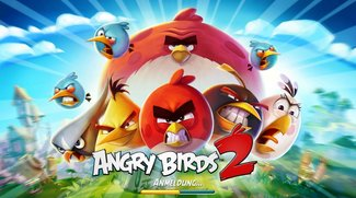 Angry Birds 2: kostenloser Nachfolger des Kultspiels