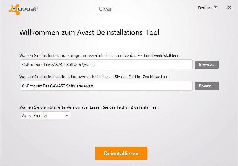Avast-Software-Uninstall-Utility