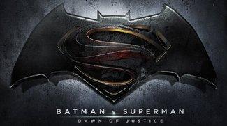 Batman v Superman: Brandneue Fotos zum Superhelden-Clash!