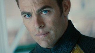 Captain Kirk verliebt sich in Wonder Woman
