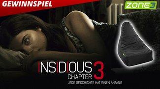 Gewinnt zum Kinostart von Insidious 3 einen Sitzsack von ZONE3