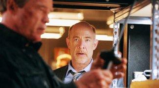 Terminator - Genisys: J. K. Simmons & Jason Clarke im Interview