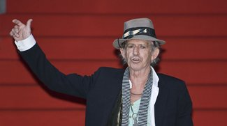 """Trouble"": Apple Music launcht exklusives Keith Richards-Video"