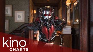 Kinocharts: Ant-Man ganz groß, Minions weiter auf Erfolgskurs