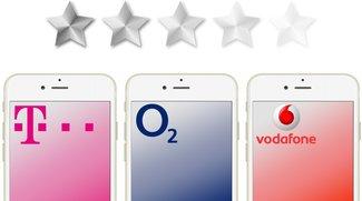 Mobilfunknetze von Telekom, O2 und Vodafone im Test: Ununterbrochenes Surf-Vergnügen?