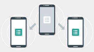 """Neues Android-Feature """"Nearby"""" koppelt Geräte in der Nähe automatisch miteinander"""
