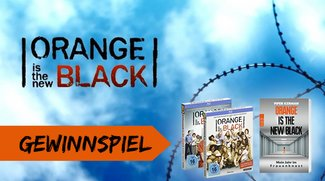 Gewinnt zum Release von Orange Is the New Black Staffel 1 & 2 auf Blu-ray