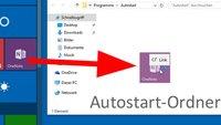 Windows 10, 7: Autostart-Programme deaktivieren, hinzufügen & aufräumen – so geht's
