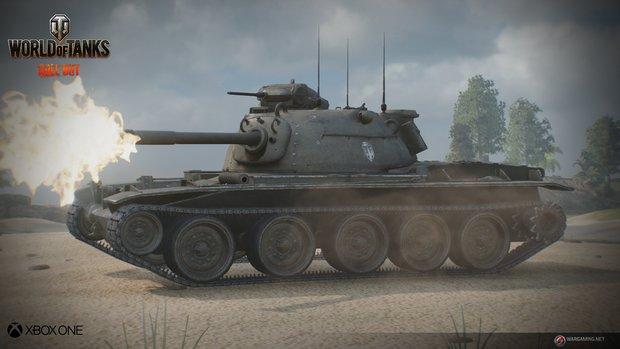 World of Tanks: Betawochenende mit exklusiven Panzern und Doppel-EP