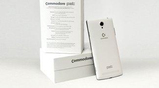 Commodore: Marke feiert Comeback – mit 5,5-Zoll-Smartphone