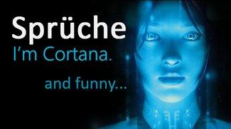 Hat Cortana Sex? Die witzigsten Sprüche der Sprachassistentin