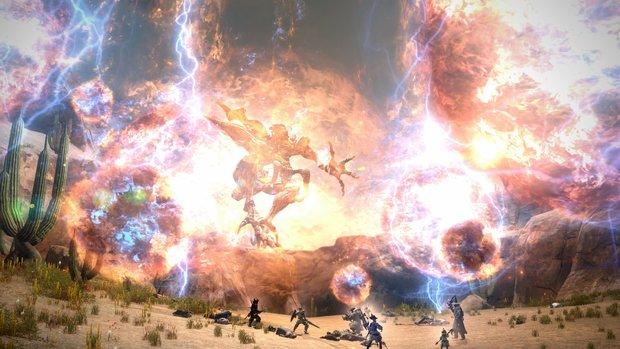 Final Fantasy XIV: Bereits mehr als 5 Millionen registrierte Nutzer