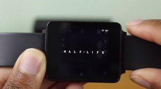 Half-Life auf der Smartwatch: Valve-Klassiker auf LG G Watch portiert
