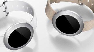 Honor Band Zero: Huawei zeigt Foto von rundem Fitness-Tracker