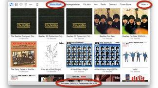 Song-Anzahl in iTunes: Wie viele Titel habe ich in der Mediathek?
