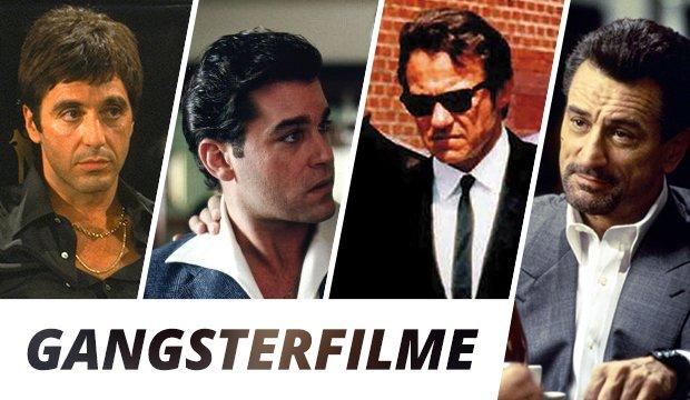 Die 10 kultigsten Gangsterfilme aller Zeiten – Ein Ranking
