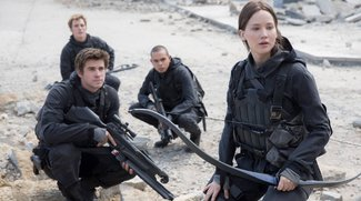 Mockingjay 2: Jennifer Lawrence und Co. voller Blut auf der Comic-Con