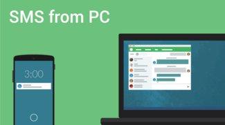 Pushbullet wird mit aktuellem Update zur SMS-Zentrale