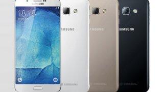 Samsung Galaxy A8: Release-Datum und Preis geleakt [Gerücht, Update: Weiteres Bild]
