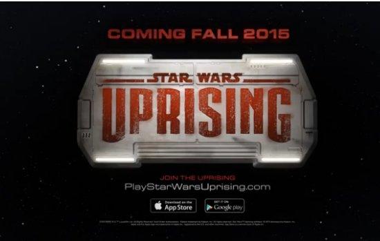 Star Wars - Uprising: kostenloses RPG für Smartphones und Tablets (Android und iOS) - erstes Gameplay-Video