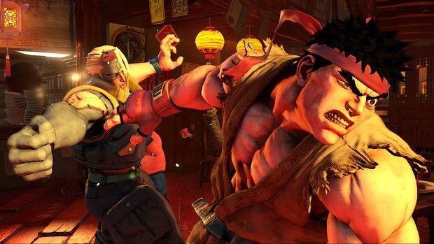 Street Fighter 5: 16 Charaktere pünktlich zum Release