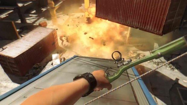 Dying Light: Zukünftige DLCs werden im Trailer gezeigt