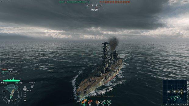 World of Warships: Fuso-Guide – Das schwer bewaffnete Schlachtschiff im Detail