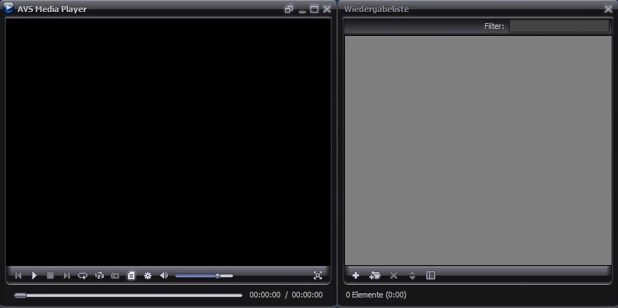 Der AVS Media Player kann ebenfalls DVDs abspielen.