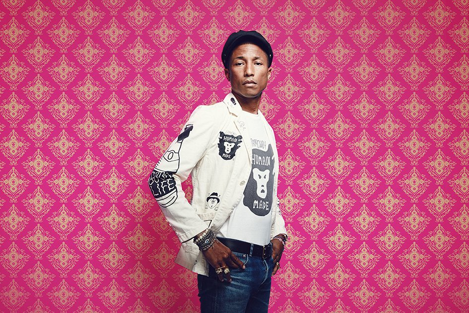 Apple Music Festival_Pharrell Williams